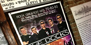 The Docks in concerto